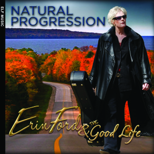 Natural Progression Album Cover Artwork