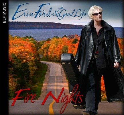 2011 Fire Nights Single Release Artwork, Design by Emily Stroud & Erin Ford