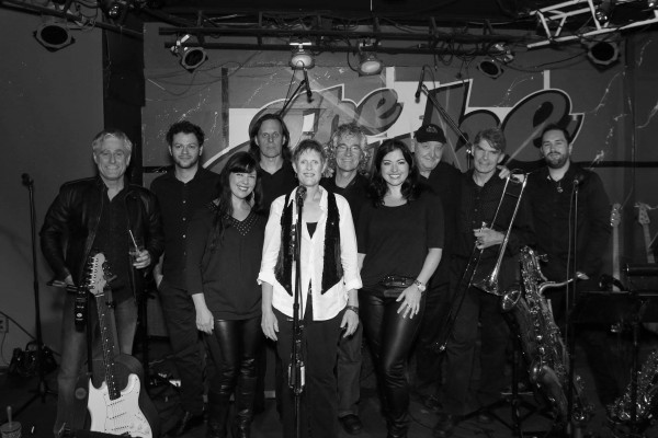 Erin Ford & The Good Life CD Release The Duke Toronto Oct 2015