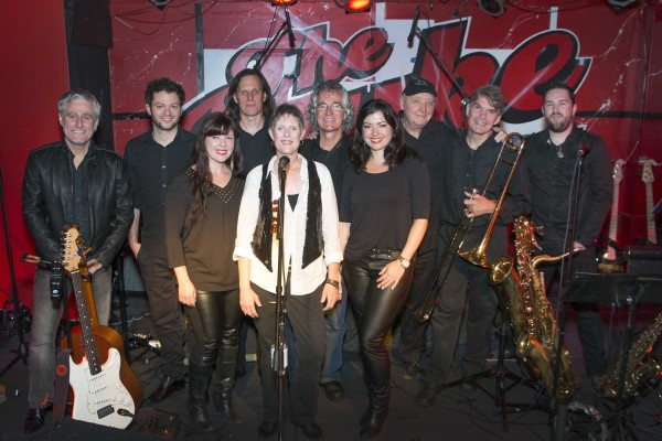 Erin Ford & The Good Life Natural Progression CD Release The Duke Toronto Oct 2015