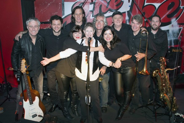 Erin Ford & The Good Life Feeling the Love, Natural Progression CD Release Party Oct 3, 2015