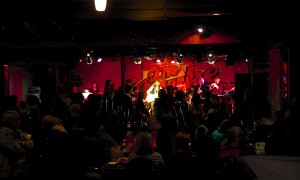 Packed House at The Duke Live in Toronto for the Natural Progression CD Release Party!