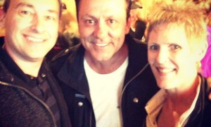 Post set with Doug Gilmour at his wine launch at Karlo Estates Winery June 27, 2015